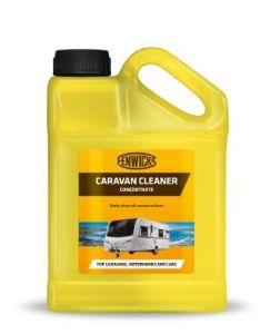 Caravan & Motorhome Cleaning